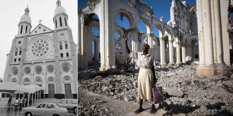 With the collapse of the Port-au-Prince Cathedral in the 2010 earthquake, Haiti lost countless artifacts of cultural importan