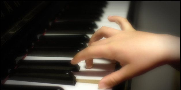 It's sometimes hard to learn piano !