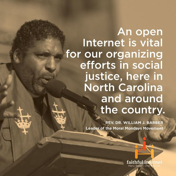 "Rev. Dr. William J. Barber, II is the leader of the Moral Mondays movement in North Carolina and President of the <a href=""ht"