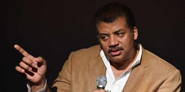 Neil deGrasse Tyson, astrophysicist, 'Cosmos' television show host and Frederick P. Rose Director of...