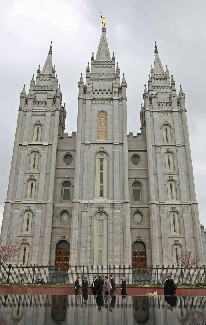 Official Mormon Handbook Made Public Huffpost