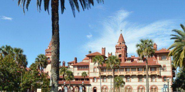 Flagler College, St Augustine, Florida