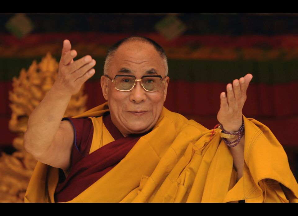 """Follow His Holiness on Twitter <a href=""""http://twitter.com/DalaiLama"""" target=""""_hplink"""">@DalaiLama</a> or become his fan on <a"""