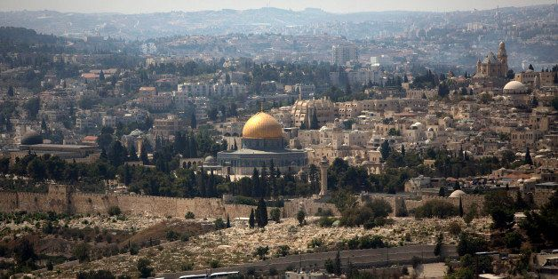 FILE - In this Sept. 9, 2013 file photo, the Dome of the Rock Mosque in the Al-Aqsa Mosque compound, known by the Jews as the