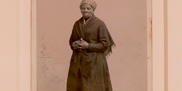 UNITED STATES - JUNE 17 - An original photograph of Slavery Abolitionist Harriet Tubman, taken by H. Seymour Squyer, and esti