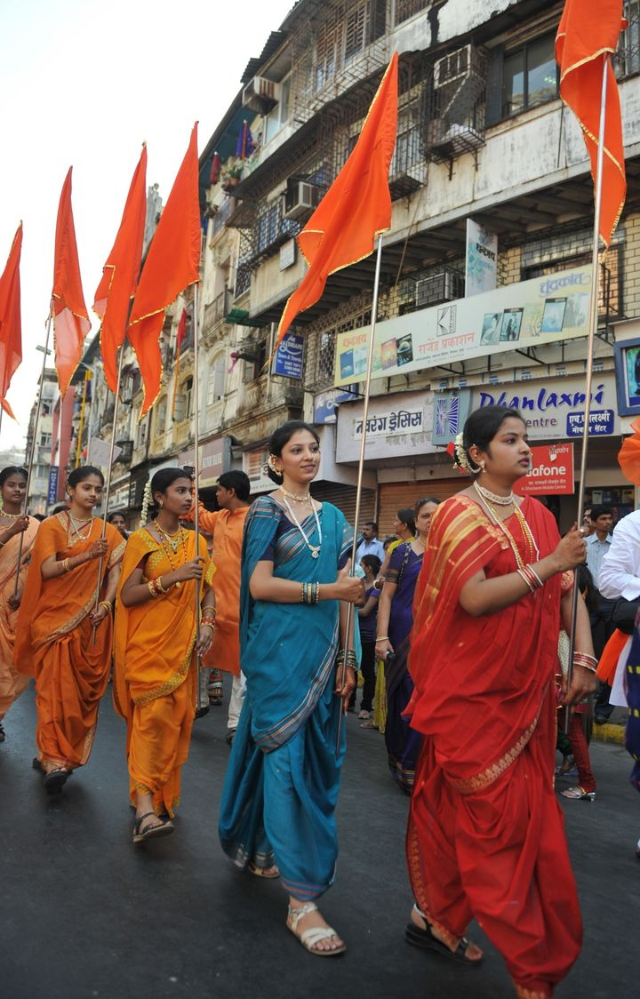 Hindu Women: Hear Them Roar   HuffPost
