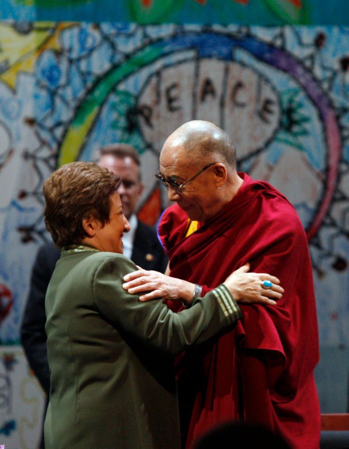 Does Peace Come From Within? The Dalai Lama and Other Nobel Peace