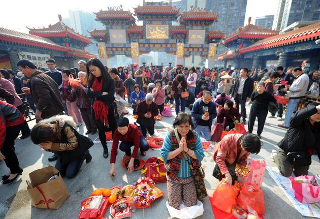 The Relation Between Religion and Government in China | HuffPost