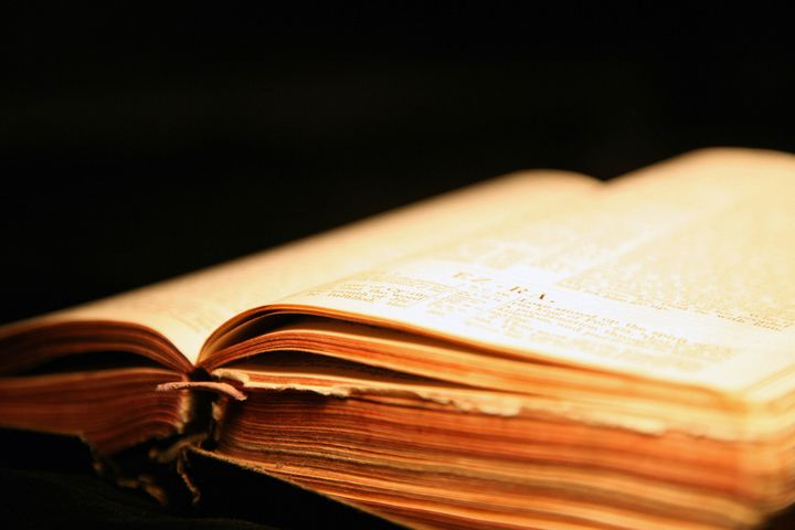 My Old Bible: An Honest Look at Young Faith | HuffPost