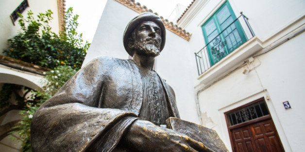 Maimonides, the most famous Jewish philosopher and author of the Mishneh Torah, was born in Cordoba in 1125. A statue to his