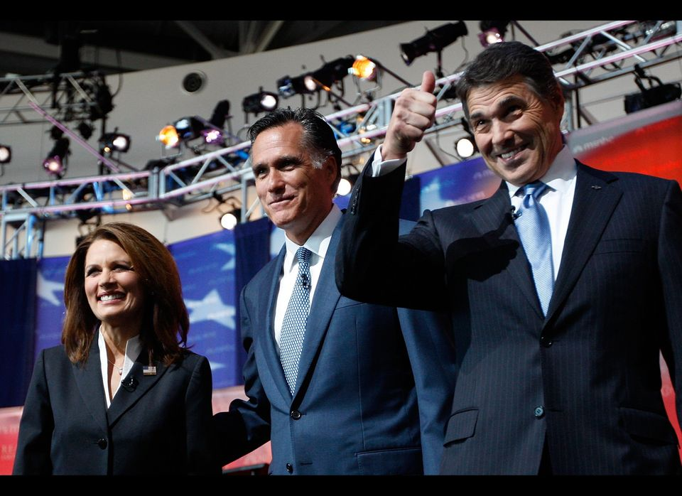 Our first poll of GOP Power Outsiders from the middle of August showed that Michele Bachmann and Rick Perry were seen as havi