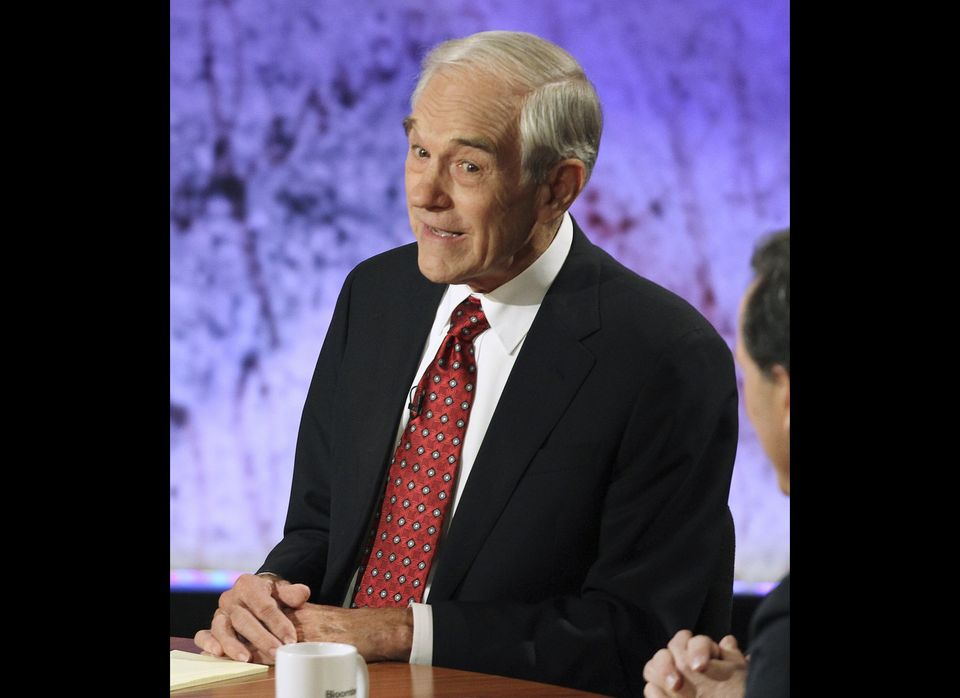 Rep. Ron Paul (R-Texas) has called for an end to the war on drugs, insisting that marijuana laws should be set not by the fed