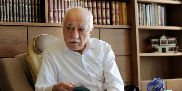 Islamic preacher Fethullah Gulen is pictured at his residence in Saylorsburg, Pennsylvania, U.S. on September 26, 2013.   Cou