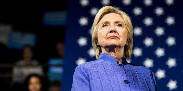 CINCINNATI, OH - Democratic Presumptive Nominee for President former Secretary of State Hillary Clinton, along with Senator S