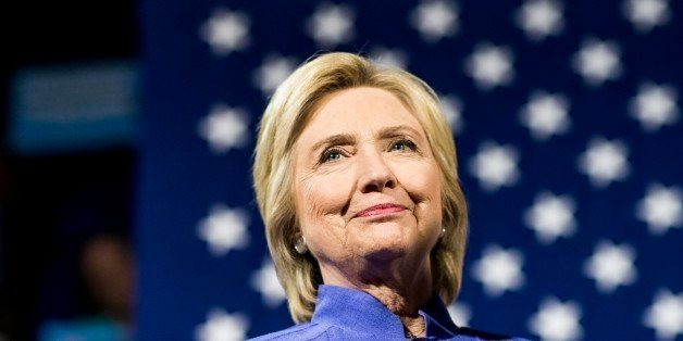 CINCINNATI, OH - Democratic Presumptive Nominee for President former Secretary of State Hillary Clinton, along with Senator S
