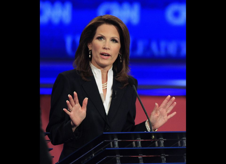 """At the June 13 CNN debate in New Hampshire, Bachmann said that """"The CBO, the Congressional Budget Office, has said that Obama"""