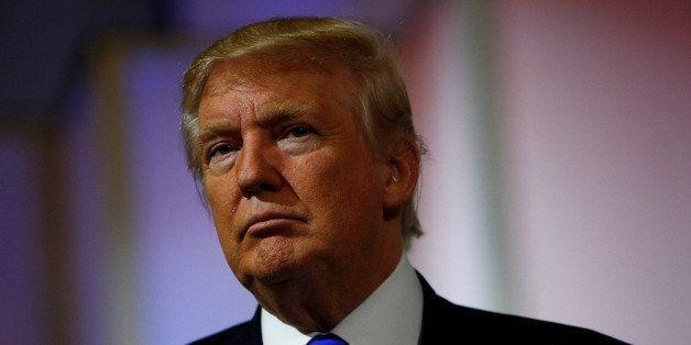 Republican U.S. presidential nominee Donald Trump attends a campaign rally in Abingdon, Virginia August 10, 2016. REUTERS/Eri