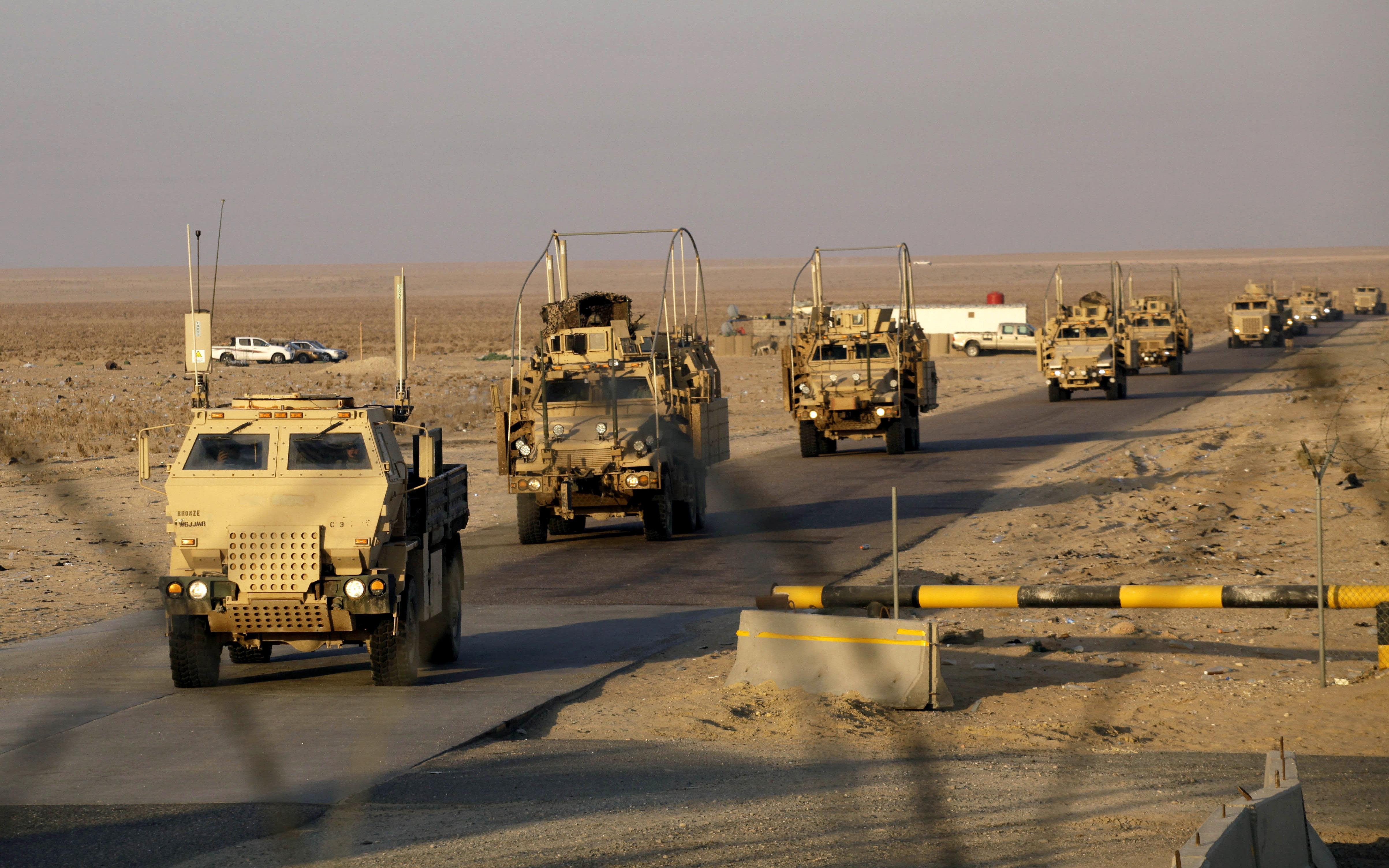 iraq war articles