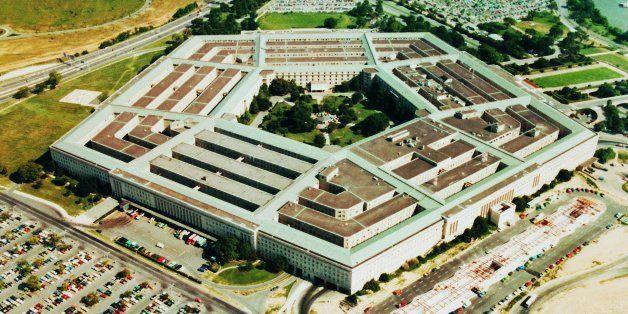 The Pentagon, Washington Dc, Usa