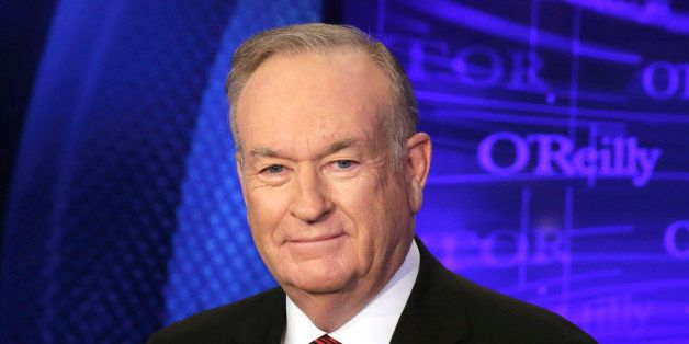 """FILE - In this Oct. 1, 2015 file photo, Bill O'Reilly of the Fox News Channel program """"The O'Reilly Factor,"""" poses for photos"""