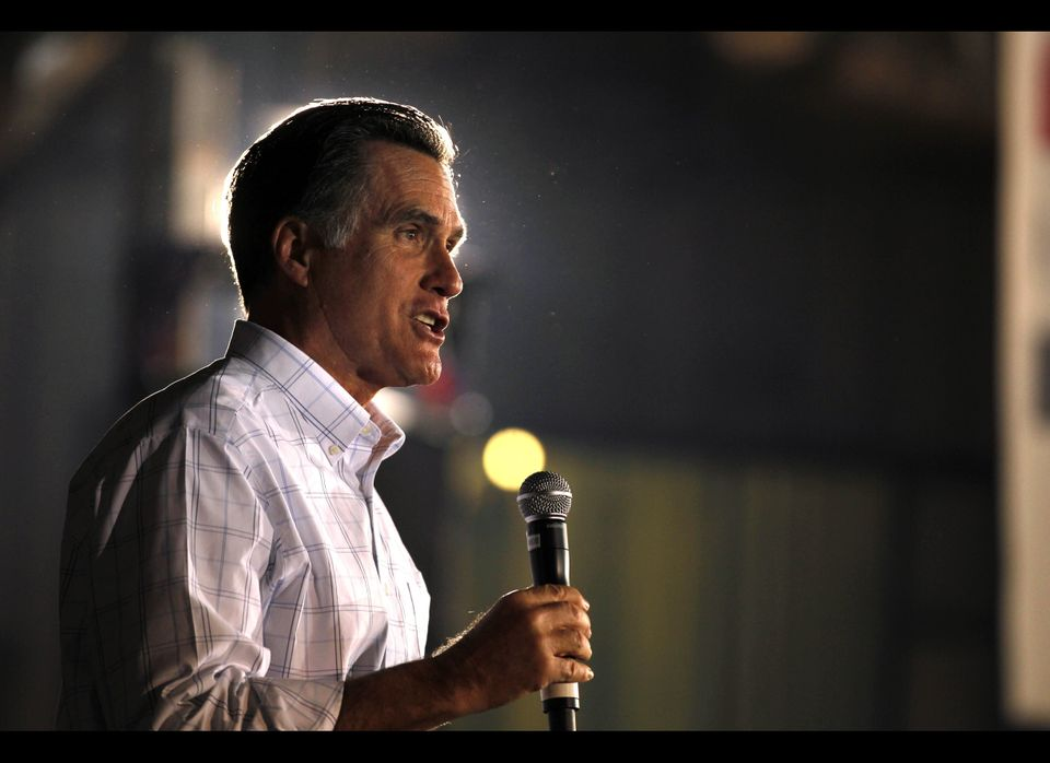 Romney blew out the competition on Saturday, cementing his status as primary frontrunner and building on his delegate lead. H