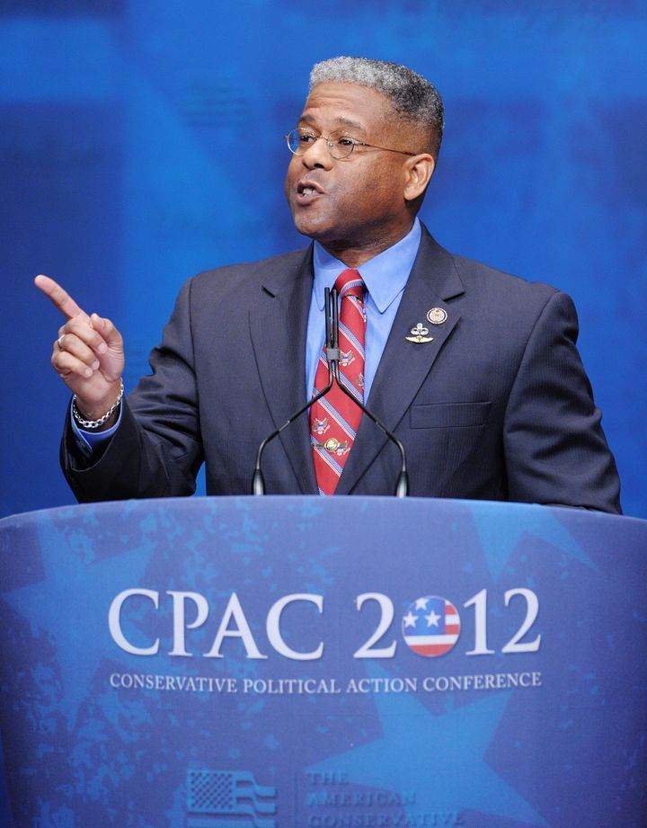 Allen West Mad At Obama Over Gas Prices   HuffPost