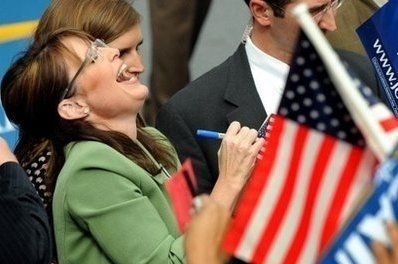 Palin In My Prayer Group, Says Witchcraft-Fighting