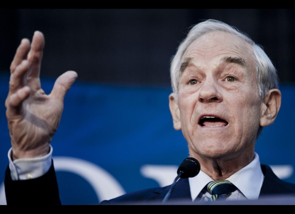 """Republican presidential hopeful U.S. Rep. Ron Paul (R-TX) has offered the <a href=""""https://www.huffpost.com/entry/ron-paul-af"""