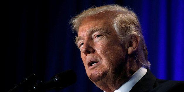 U.S. President Donald Trump speaks at a congressional Republican retreat in Philadelphia, U.S. January 26, 2017.  REUTERS/Jon