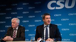Drohendes CSU-Debakel: Söder und Seehofer geben sich gegenseitig die