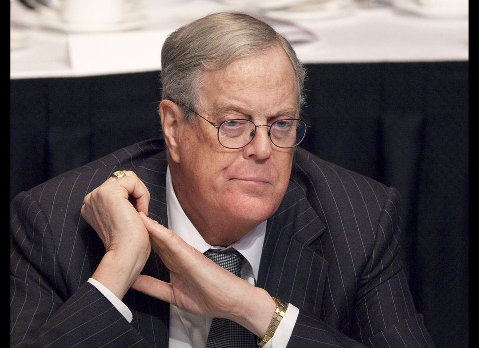 <strong>Business:</strong> Koch Industries, the second-largest private company in the United States, has major stakes in oil