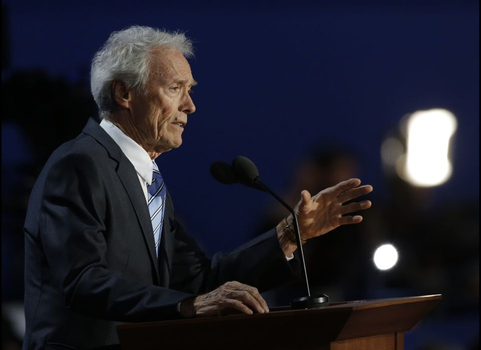 """Eastwood could have instead unleashed his surprise in the middle of Mitt Romney's acceptance speech:  """"Yo Mitt, I'm really"""