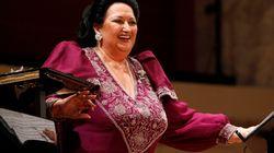 Décès à 85 ans de la soprano espagnole Montserrat Caballé à