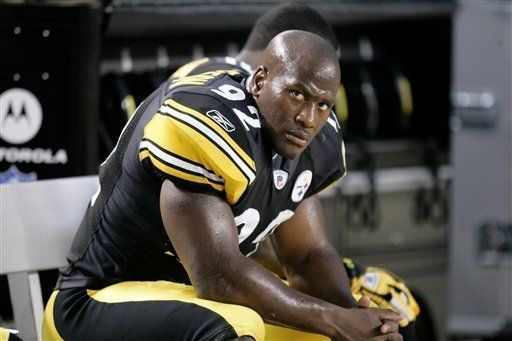 James Harrison, Steelers' LB, Refuses To Join Team At White
