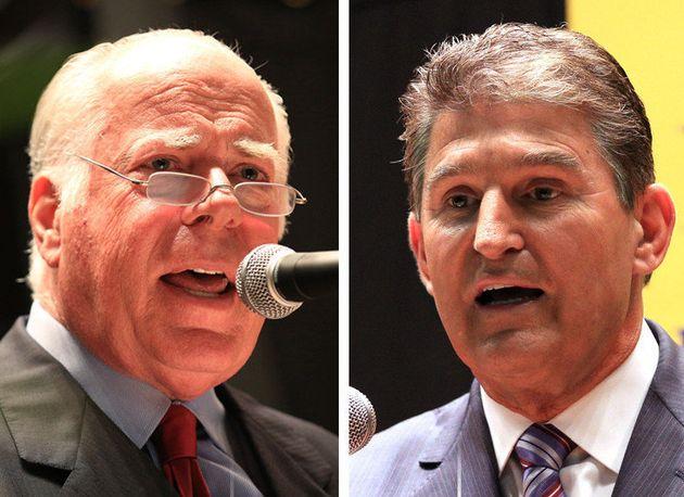 John Raese Election Results: Joe Manchin Projected To Win