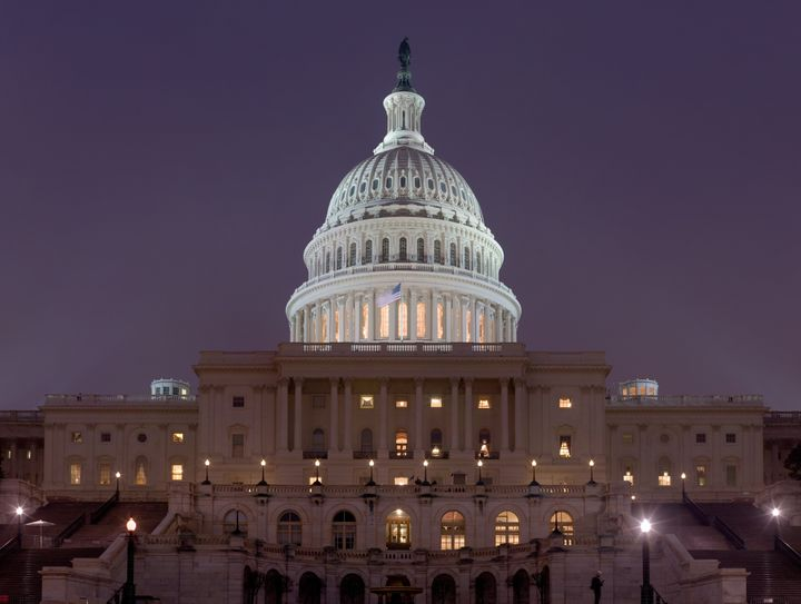 {{FeaturedPicture|US Capitol Building}}