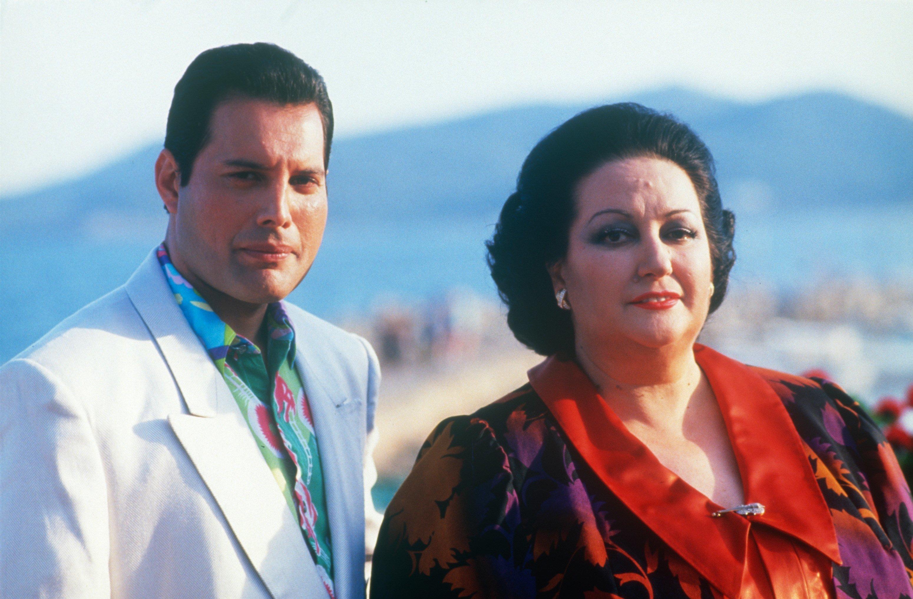 Spanish Opera Singer And Freddie Mercury Collaborator Montserrat Caballe Dies Aged