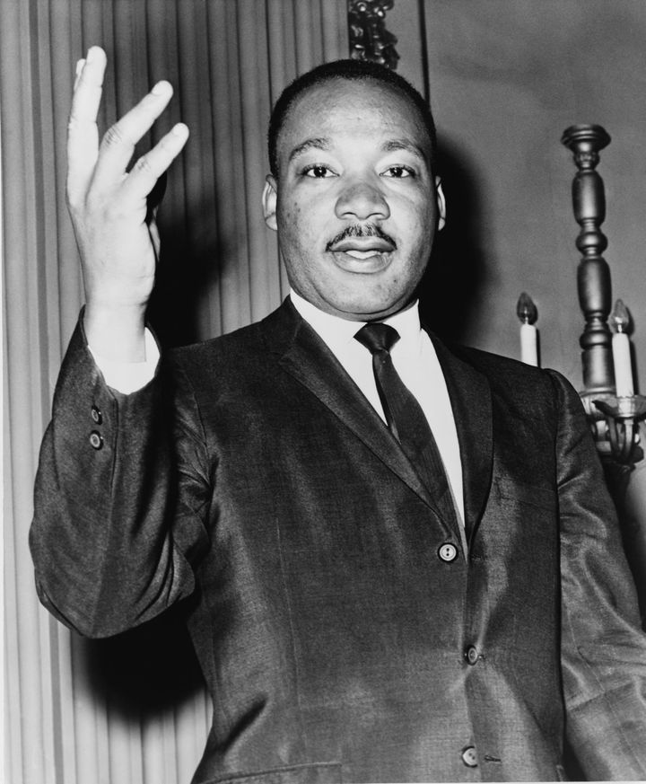 Description en:Martin Luther King, Jr. | Martin Luther King, Jr. | Source Library of Congress.  New York World-Telegram & Sun