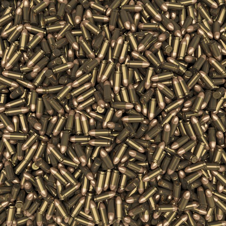 bullets background