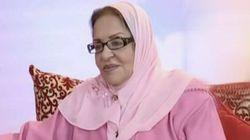 L'actrice marocaine Khadija Jamal n'est