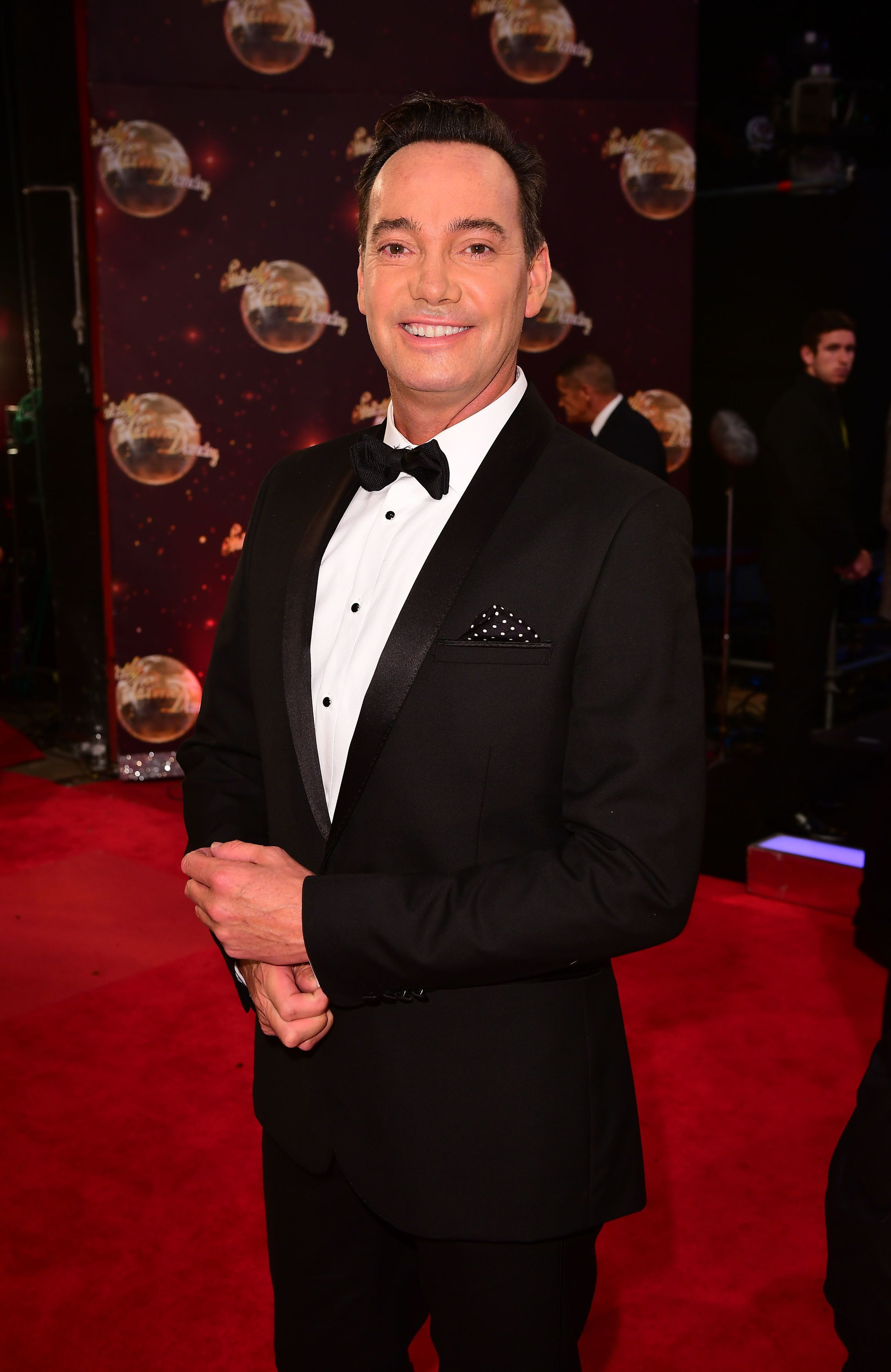Craig Revel Horwood Admits To 'Lying Through His Teeth' About Excitement For 'Strictly'
