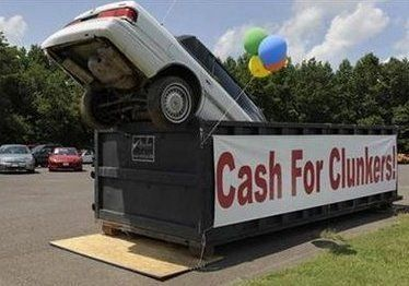 Cash For Clunkers >> Senate Roll Call On Cash For Clunkers Huffpost