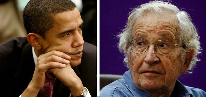 Noam Chomsky: Obama Would Have Been A 'Moderate Republican' Several