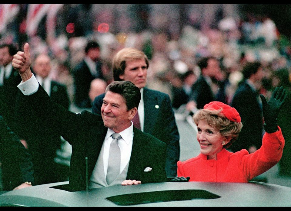 "Ronald Reagan did not <a href=""http://www.time.com/time/photogallery/0,29307,2044448_2230264,00.html"" target=""_hplink"">enter<"