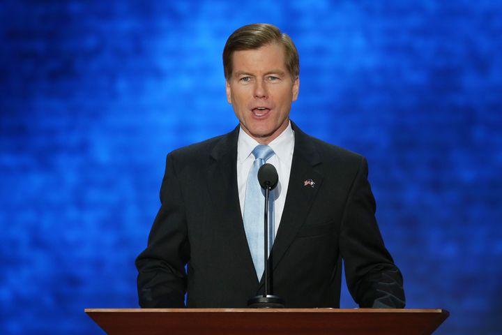 TAMPA, FL - AUGUST 28:  Virginia Gov. Bob McDonnell speaks during the Republican National Convention at the Tampa Bay Times F