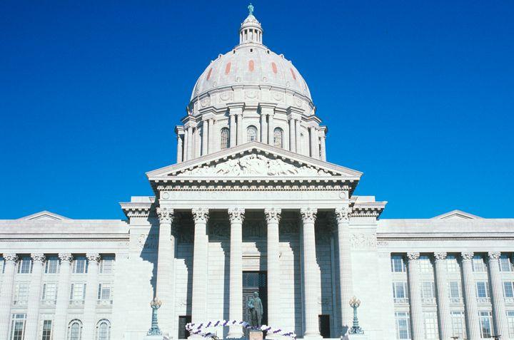 'State Capitol of Missouri, Jefferson City'