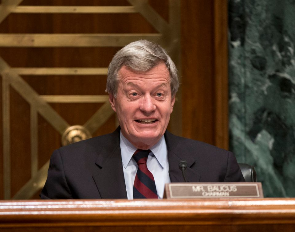 "In April 2013, Sen. Max Baucus (D-Mont.) announced that he would <a href=""https://www.huffpost.com/entry/max-baucus-retiring_"