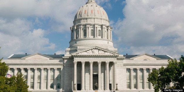 The Missouri State Capitol is located in the U.S. state of Missouri. Housing the Missouri General Assembly, it is located in