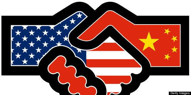 A symbol of US / China relations.