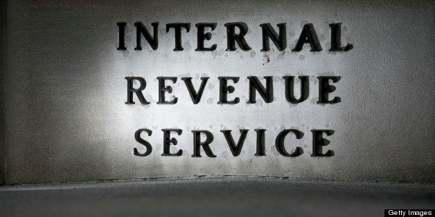 The Internal Revenue Service (IRS) headquarters stands in Washington, D.C., U.S., on Wednesday, May 15, 2013. The widening in